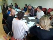 Reunión de la Comisión Insular