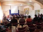 Catalina Cirer va presidir la reunió