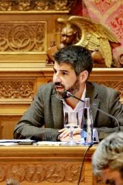 El conseller ha detallatdo las polícas del IMAS en materia de menores tutelados.