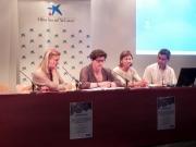 Morey, Cirer, Perez-Villegas i Salas durant la cloenda