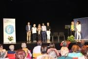 Tortella, Galmés, Lleonart, De Juan y Alonso durante el acto