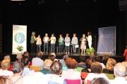 Alguns alumnes de Sant Llorenç i Son Carrió han participat a l'acte