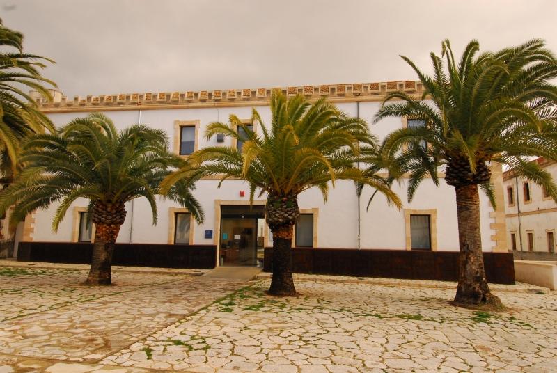 Entrada-pati del centre Inca